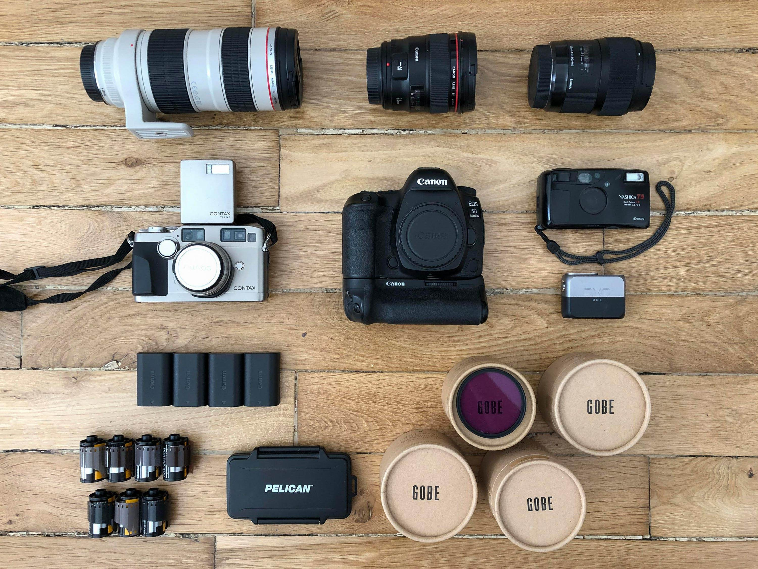 best accessories for street photography